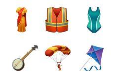 Apple Reveals New 2019 Emojis for World Emoji Day Every Emoji, People Holding Hands, World Emoji Day, Emoji Set, New Emojis, Emoji Design, Different Skin Tones, Guide Dog, Apple New