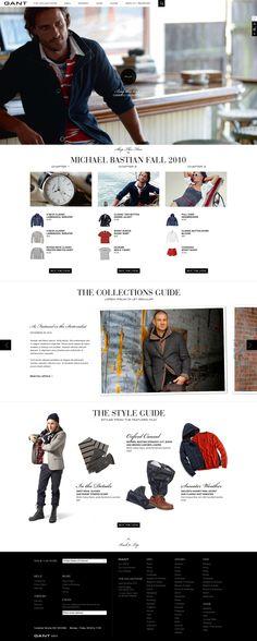 Robin Man #interactive #template #webdesign #ecommerce #fashion
