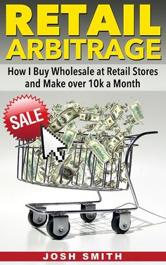 Retail Arbitrage - How I Make A Month Buying Wholesale From Retail Stores. Added to my must read list! Amazon Online, Amazon Fba, Selling Online, Selling On Ebay, Make And Sell, How To Make Money, Retail Arbitrage, Cheap Books, Buying Wholesale