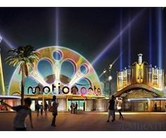 Motion Gate Tickets for Sale in Dubai
