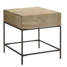 Side Table / West Elm
