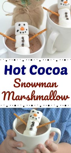 Stephen's Hot Cocoa + Snowman Marshmallows, toppings for hot cocoa, stephen's hot cocoa giveaway, hot cocoa recipes, snowmen marshmallows for hot chocolate.  Toppings for hot chocolate, hot chocolate bar, hot cocoa bar, fun holiday drinks, hot cocoa drink, holiday crafts with marshmallows, fun holiday drinks for kids, fun holiday drinks, fun winter drinks for kids, winter drinks, hot winter drinks, #StephensGourmet, #ad  https://www.indulgentfoods.com/ @stephensgourmet