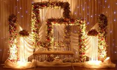 Beautiful wedding decorations for rent !!!! Contact for more details...