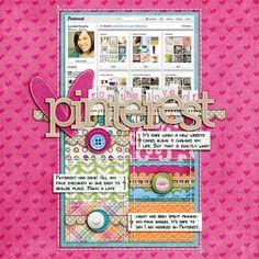 Great scrapbook layout - Simple and neat looking Scrapbook Paper Crafts, Scrapbook Cards, Scrapbook Photos, Disney Scrapbook, Scrapbook Page Layouts, Layout Inspiration, Smash Book, Digital Scrapbooking, Scrapbooking Ideas
