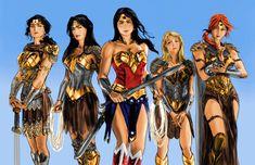 Wonder Woman Quotes, Wonder Woman Comic, Superman Wonder Woman, Batman And Superman, Wonder Women, Marvel Gif, Ms Marvel, Dc Comics, Cassie Sandsmark