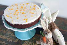 Carrot Cake (Paleo, AIP) - Eat Heal Thrive