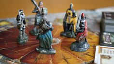Top 5 Cooperative Games to Play During the Holidays. An article by Luke on Across the Board Games.
