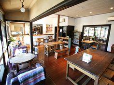 「古民家→カフェ / Japanese traditional house → cafe 」松庵文庫 (杉並区/東京都)http://living.ikigoto.com/cafe/
