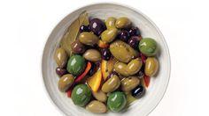 Citrus-Marinated Olives Recipe