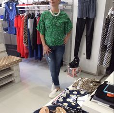 New Outfit  #outfitoftheday #nuovacollezione #pe2015 #SpringSummer #beautiful #casual #glamour #cool #style #shopping #totallook #instalike #picoftheday #aspettandolestate #denim #fashionblogger #love #color #verycool #madeinitaly #solocosebelle #ElementiNettuno