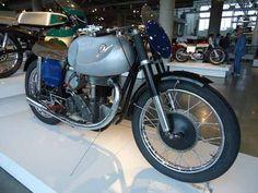 1953 CZ 350 GP - Barber's Best - Motorcycle Classics