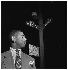 Dizzy Gillespie Francis Wolff, Harlem New York, Jazz At Lincoln Center, Dizzy Gillespie, Afro Cuban, Classic Jazz, Vintage Black Glamour, Jazz Musicians, Jazz Artists