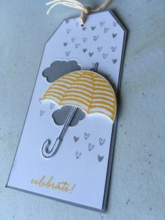 Weather Shower Card