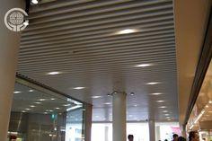 metal drop ceiling