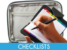 Checklists for Travel Nurses and Allied Professionals - Healthcare Travelbook