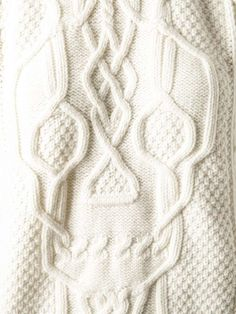 Alexander McQueen knit sweater for $982 / Wantering