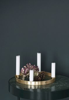 Ferm Living Advent Candle Holder