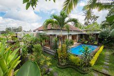 The Loyik Villa Ubud, Ubud – Updated 2019 Prices Ubud Palace, Smoking Room, Private Pool, Great View, Outdoor Pool, Ground Floor, Holiday Ideas, Fields, Terrace