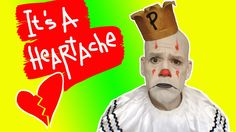 It's A Heartache - Bonnie Tyler cover - Puddles Pity Party Don't let the look mislead you. This is a very talented singer.