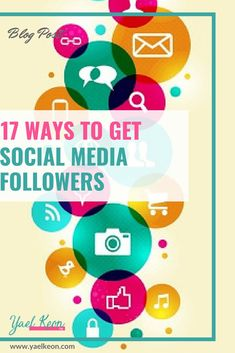 Ways to Get Social Media Followers