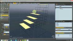 MODOROOKIE - Modelando escaleras usando arrays