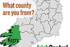 What's your Irish county? County Kerry