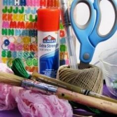 Summer vacation is almost upon us, and I've collected a bunch of great summer craft ideas for teenagers to fill up some of that free time. Whether it's fashionable beach accessories, recycled windchimes, or organic bug repellent, there are crafts...