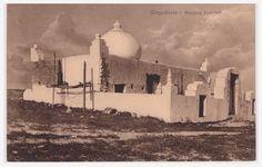 Ancient mosque in Somalia