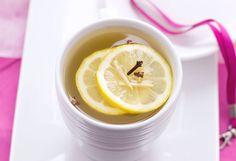 3-Ingredient Fat-Burning Drink Recipe With Apple Cider Vinegar and Lemon Peel