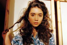 rowan blanchard for dazed and confused
