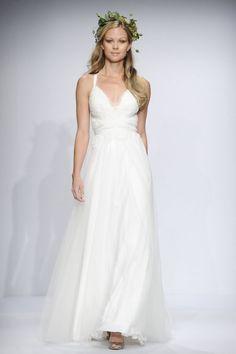 Pin for Later: Les Plus Belles Robes de Mariée de la Bridal Fashion Week Automne 2014  WTOO Watters Bridal Autumn 2014