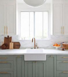 Kitchen cabinets two tone tuxedo 53+ Ideas #kitchen