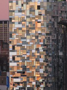 Jean Nouvel apartment building Chelsea #architecture