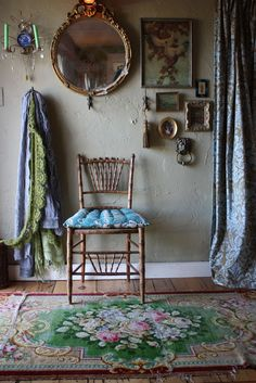 Cool Chic Style Fashion: home inspirations with a Victorian sense