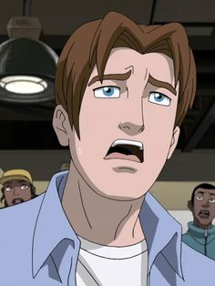 Peter Parker \Ultimate Spiderman from the Disney XD show 'Ultimate Spiderman', my most favorite show ever!!!!!