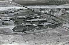 1977 aerial photograph of Air Force Base which was
