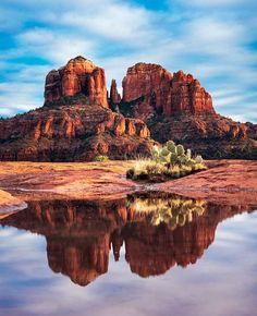 """6,914 curtidas, 57 comentários - Amazing Travel (@tourtheplanet) no Instagram: """"Sedona, Arizona 🇺🇸 Photo by @remytortosa #TourThePlanet 🌎🌍🌏"""""""