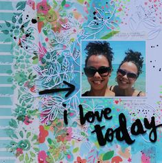 I Love Today — Life with Evi