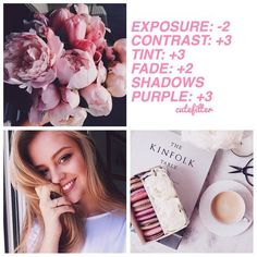 Looking for filters to use for your pink theme Instagram feed? On this article you will find what you're looking for. Use these VSCO Cam filter settings to achieve pink Instagram feed and show the girly side in you! 20 VSCO Cam Filter Settings to achieve the pink Instagram theme! 1.Filter LV3 (+8) by passionfilters 2. Filter M6 by … … Continue reading →