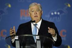 GOP ESTABLISHMENT Haley Barbour is a former national Republican chairman and two-term Mississippi governor who now works at his influential Washington lobbying firm. He and several of his family members drove the six-term Sen. Thad Cochran's re-election campaign.