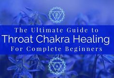 The throat chakra is the energy center in our bodies responsible for communicating our authentic truth. Discover 20 free throat chakra healing practices!