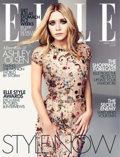 """Ashley Olsen, Elle UK Cover told Elle UK that while her sister may continue to pull double duty as a designer/actor, Ashley thespian days are totally and completely behind her. She has no interest in doing a """"Full-House"""" reunion or any other TV or film projects."""