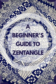 Zentangle is an art form that I started as a way to de-stress and clear my mind of anxious thoughts... a form of creative art therapy. It is a relaxing and easy method of creating images and pictures using series of structures lines, shapes and patterns.
