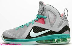 Lebron shoes... More for the girl basketball players