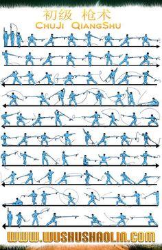 ChuJi QiangShu www.AKBHD.weebly.com Kung Fu Martial Arts, Self Defense Martial Arts, Martial Arts Workout, Martial Arts Training, Tai Chi, Karate, Marshal Arts, Shaolin Kung Fu, Martial Arts Techniques