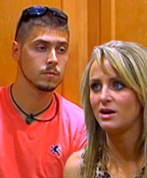 Leah Calvert and Jeremy Calvert agree 'it's complicated'