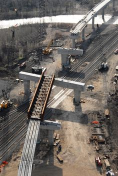Herzog Contracting Corporation - Photo Gallery - Heavy / Highway Construction