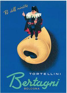 Bertagni pasta was founded in Bologna in 1882.