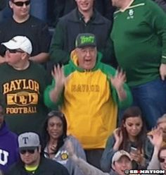 You Know It's #BaylorHomecoming When… (in GIFS, of course) #SicEm