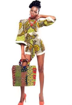 Collective African Designs: Sunday Tonic